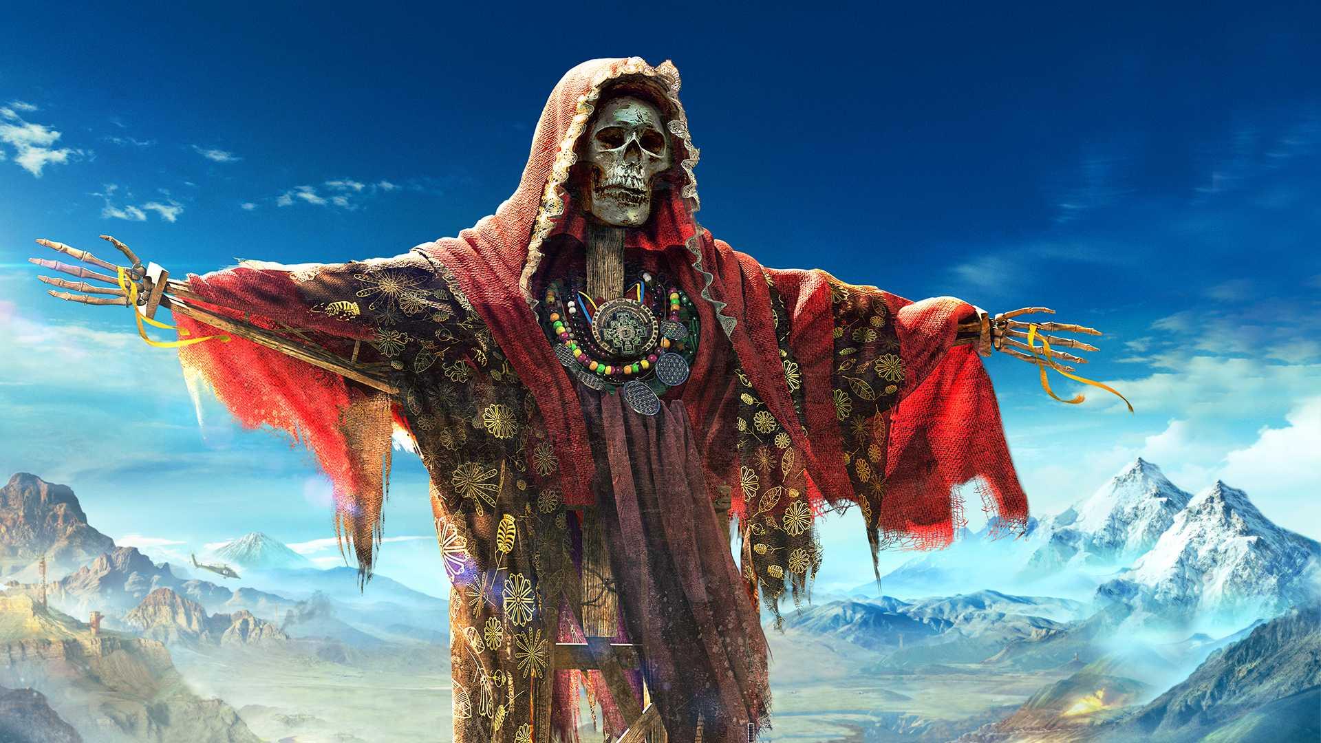 Tom Clancys Ghost Recon Wildlands 2017 Hd Games 4k: Buy Tom Clancy's Ghost Recon® Wildlands