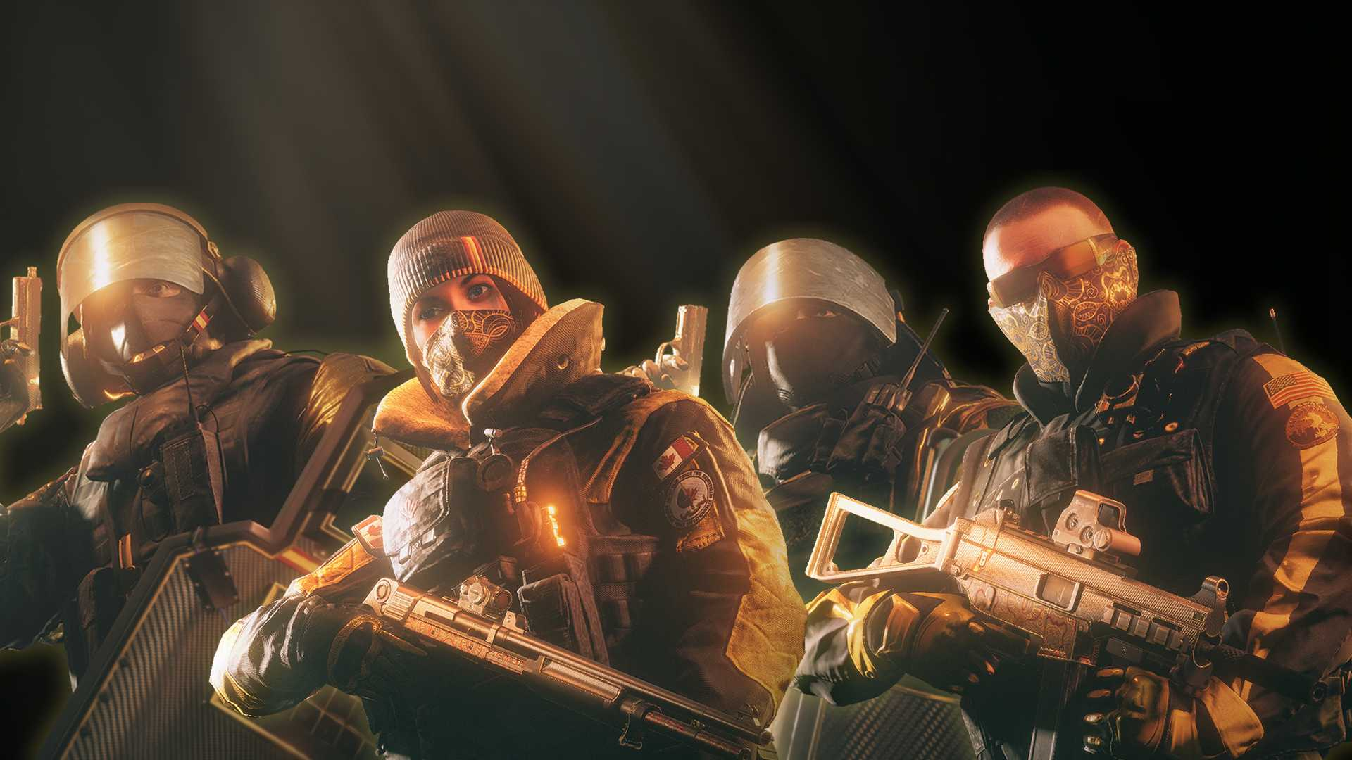 Buy Tom Clancy's Rainbow Six Siege: Pro League All Gold Sets - Xbox Store Checker