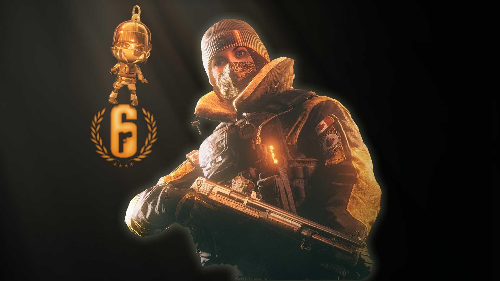 Kaufen Tom Clancys Rainbow Six Siege Pro League Frost Set