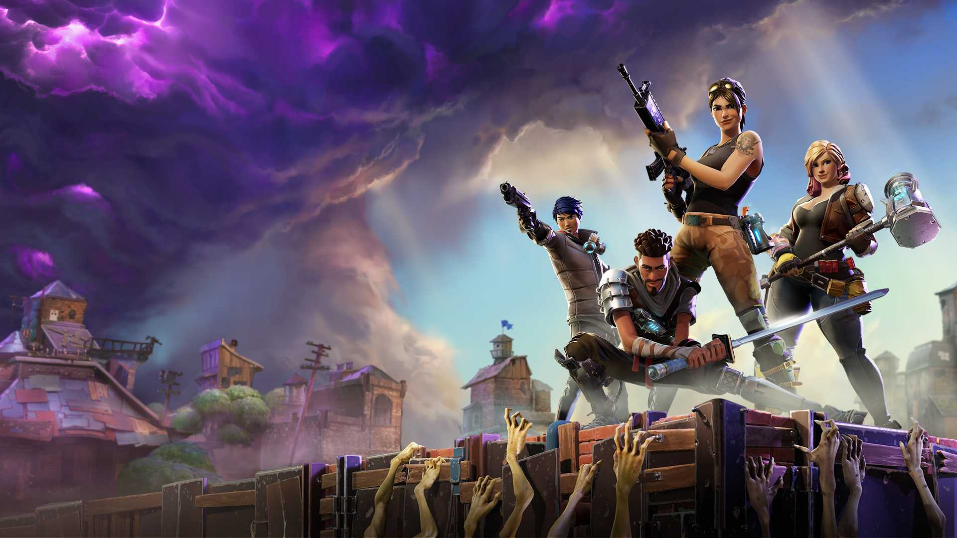 buy fortnite - standard founder u2019s pack