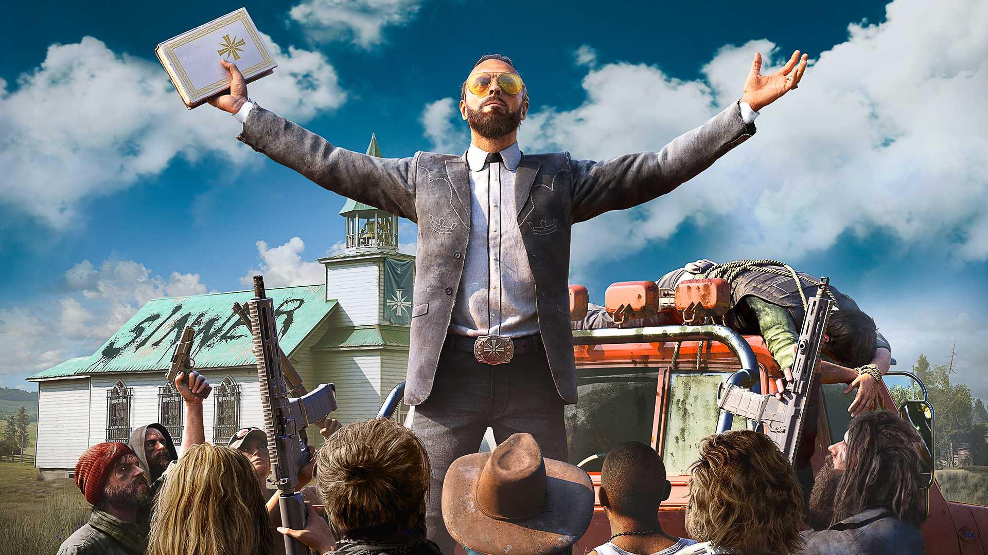 Buy Far Cry 5 Deluxe Edition - Xbox Store Checker