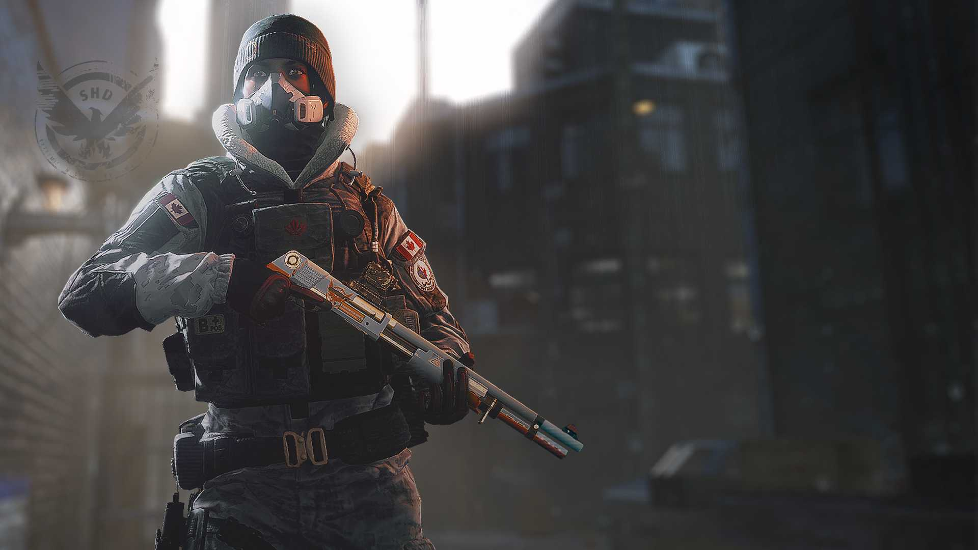 Buy tom clancy 39 s rainbow six siege frost division set xbox store checker - Div checker tool ...