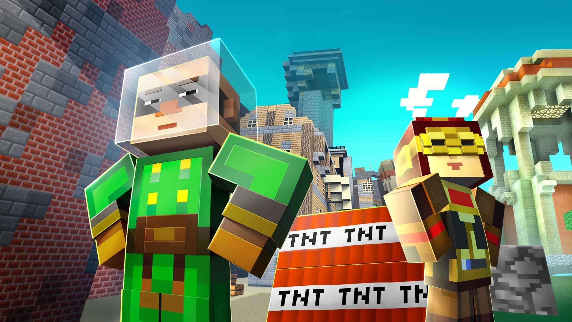 скачать эпизод 2 minecraft story mode на андроид #7