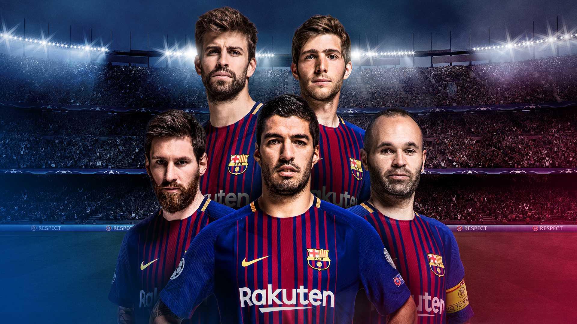 Calendario 2018 Barcelona Fc
