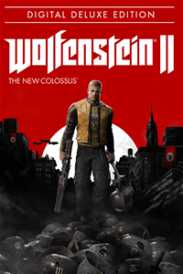 Wolfenstein® II: The New Colossus™ Digital Deluxe Edition