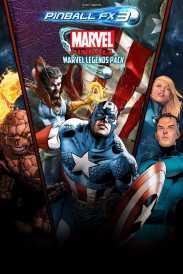 Pinball FX3 - Marvel Pinball: Marvel Legends Pack