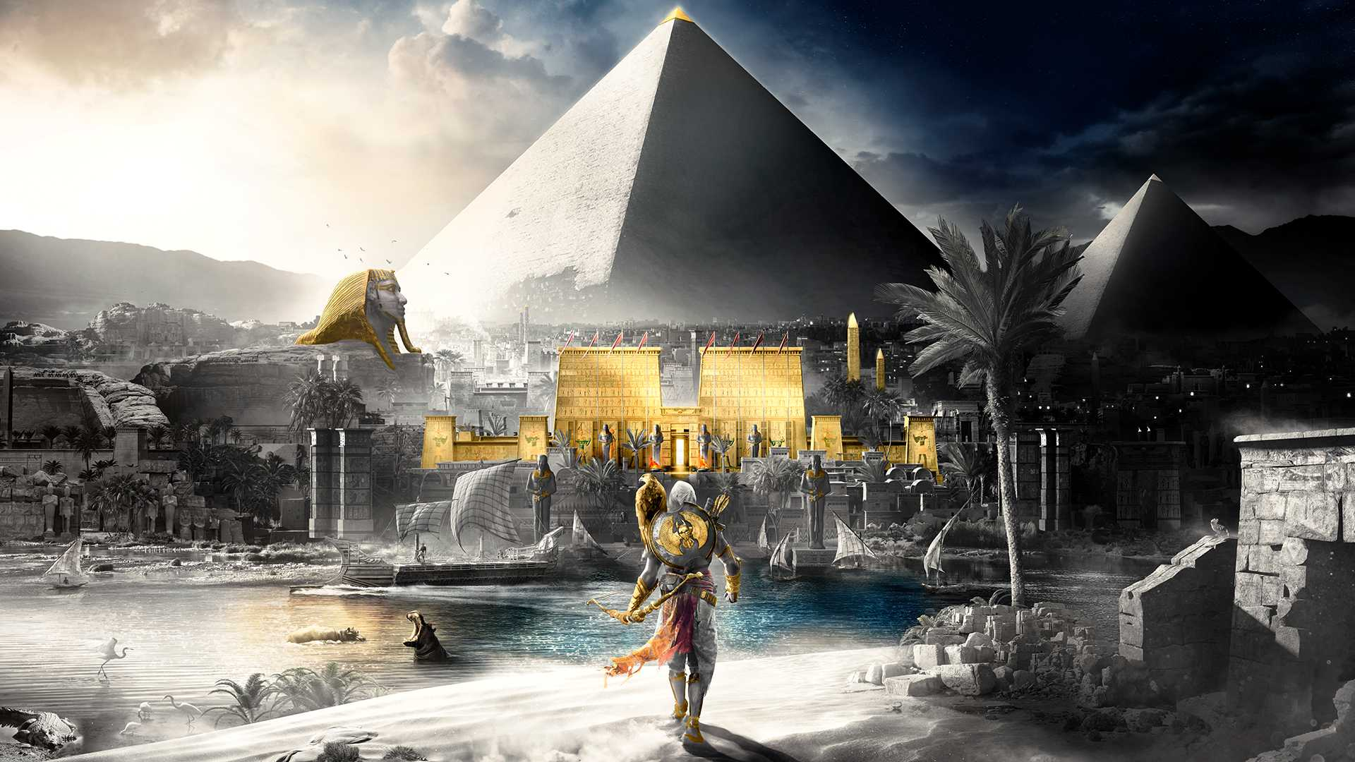 Buy Assassin's Creed® Origins - GOLD EDITION - Xbox Store