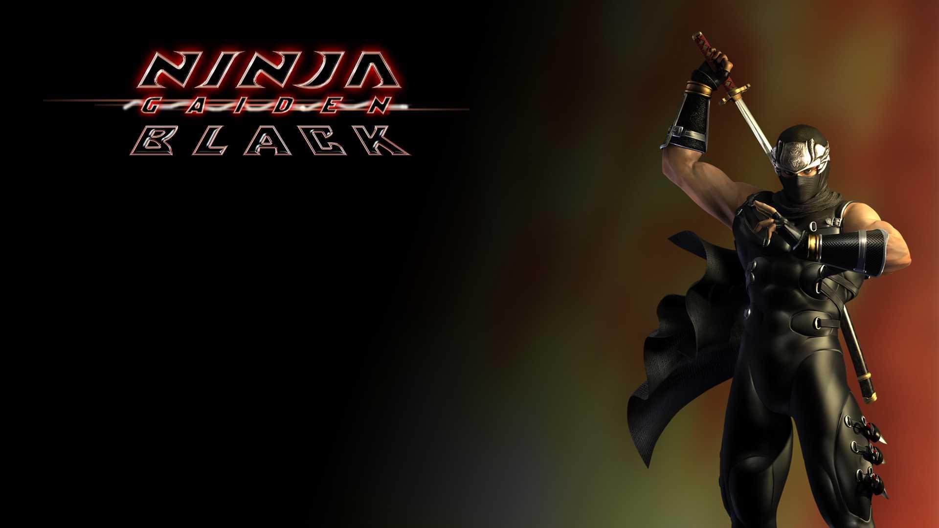 Game Ninja Gaiden Wallpaper: Buy Ninja Gaiden Black