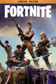 Fortnite - Deluxe to Limited Upgrade