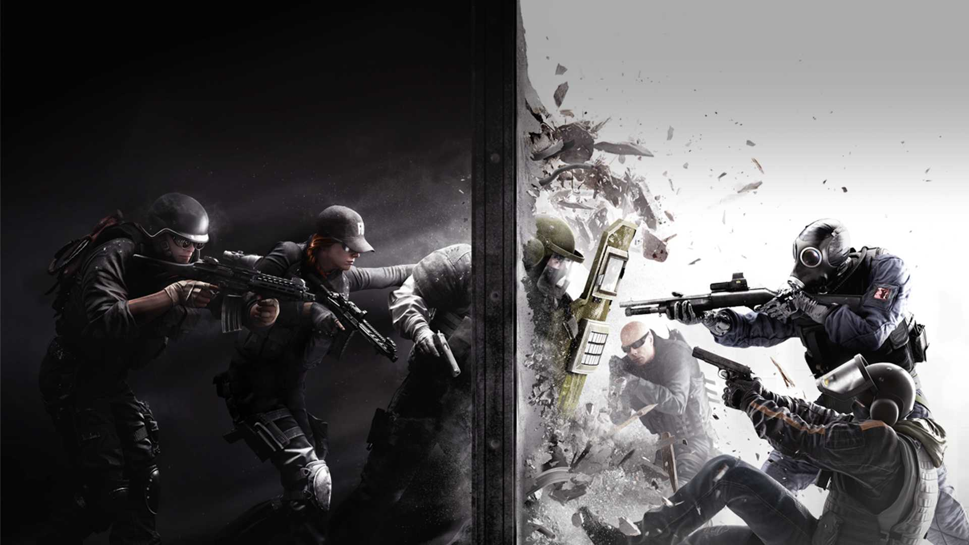 Wallpaper Rainbow Six Siege Year 3 Pass 4k 8k Games: Buy Tom Clancy's Rainbow Six Siege Complete Edition