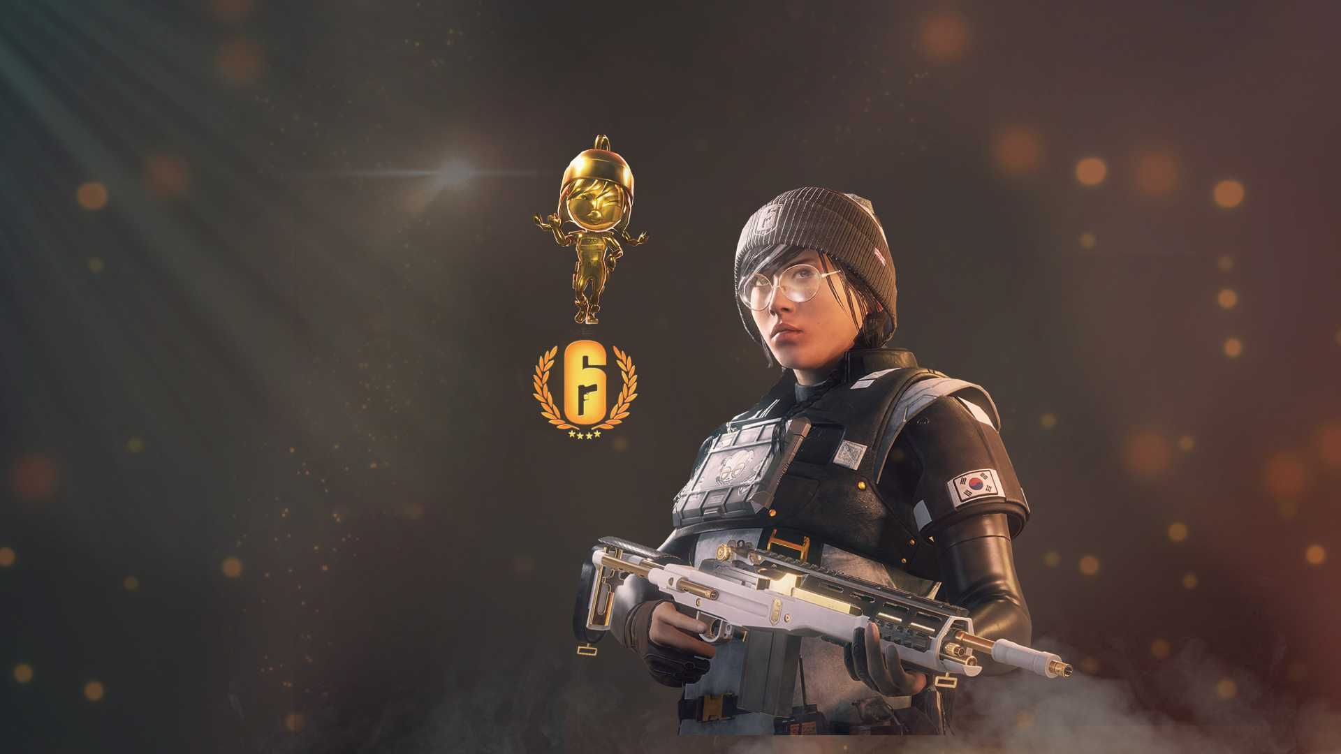 Buy Tom Clancy S Rainbow Six Siege Pro League Dokkaebi Set Xbox