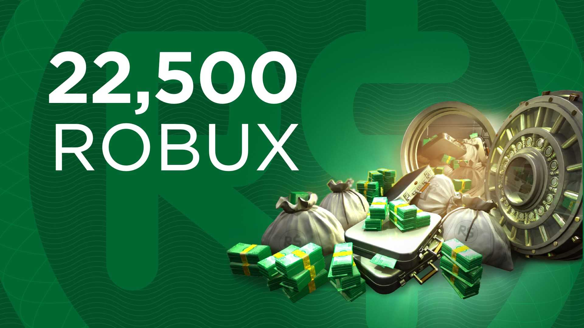 Buy 22,500 Robux for Xbox - Xbox Store Checker