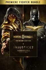 Mortal Kombat 11 PE + Injustice 2 LE - Premier Fighter