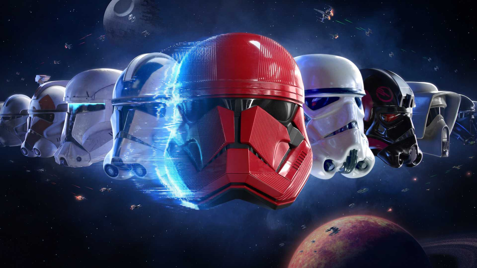 Sith Trooper Star Wars Battlefront Ii Cover Shape Your Computer Beautifully