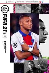 FIFA 21 Édition Champions Xbox One & Xbox Series X|S