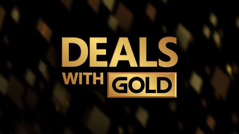 Deals With Gold – Deals of the week on Xbox One – 17/10/2017