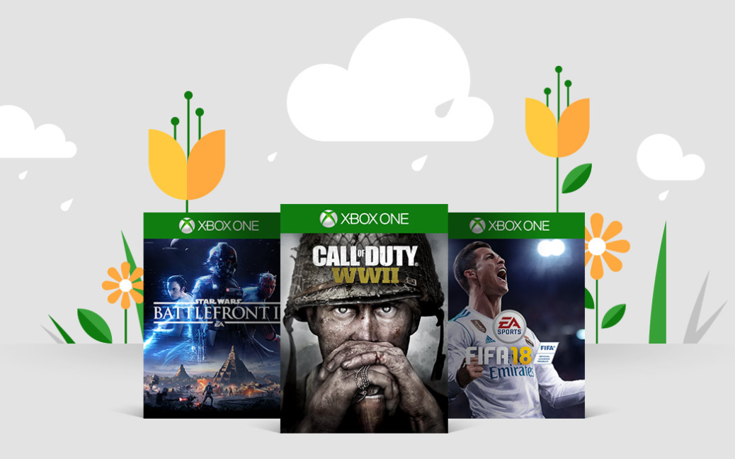 Xbox Spring Sale 2018