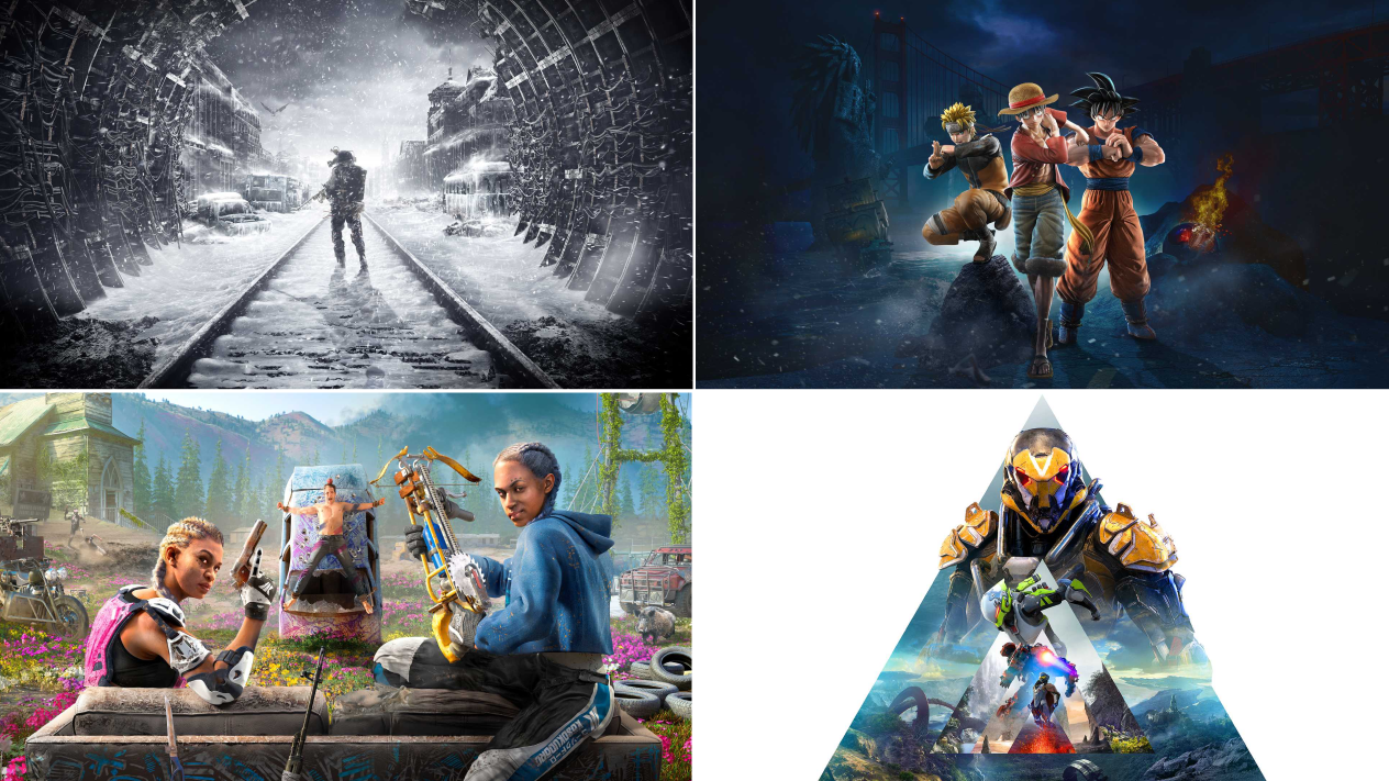The biggest releases of February 2019 on Xbox One