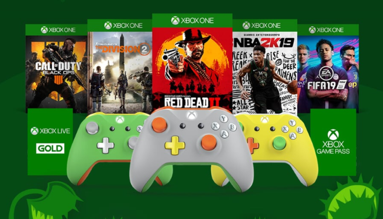 Xbox Spring Add-Ons Sale on Xbox One