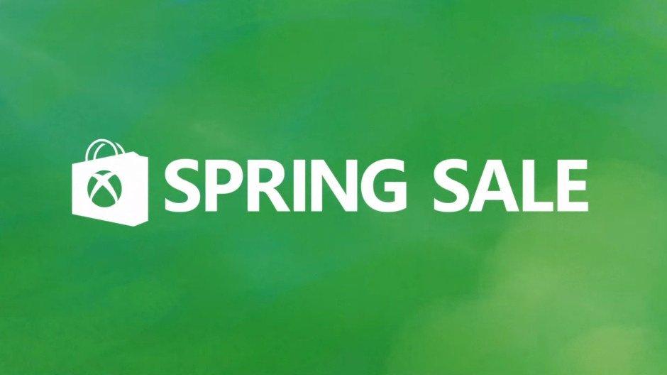 Xbox Spring Sale 2020 sur Xbox One