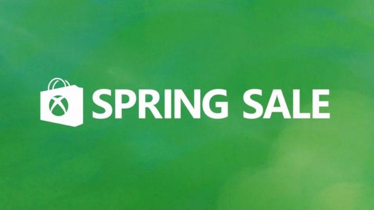 Xbox Spring Sale 2021 on Xbox
