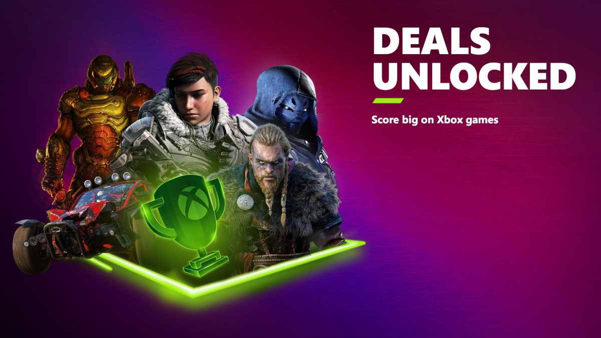 DEALS UNLOCKED SALE : E3 2021